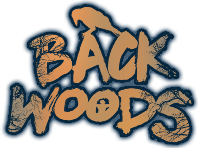 Backwoods Logo | Indy Scream Park | Indiana's Scariest Haunted House | Indianapolis, IN